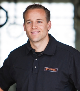 Forrest Walden CEO of Iron Tribe Fitness