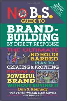 Eric Ruth featured in No B.S. Brand Building by Direct Response